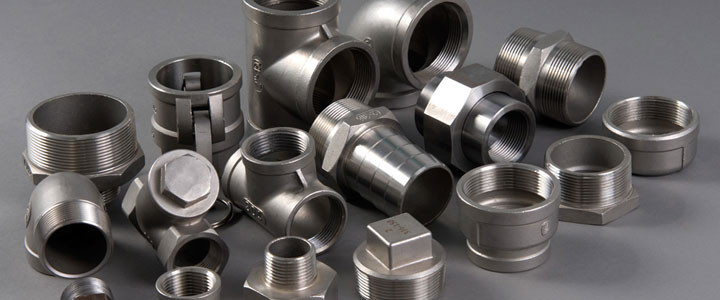 Alloy 2120 Forged Fittings