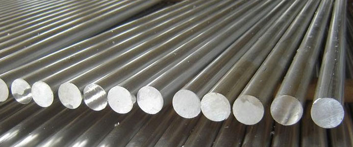 Stainless Steel AL6XN Round Bars & Rods