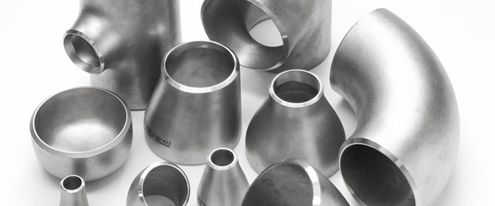 Monel 400 Butt weld Pipe Fittings