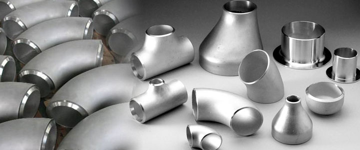 Nickel 200 Butt weld Pipe Fittings