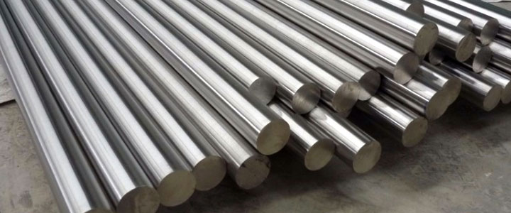 Nickel Alloy Round Bars & Rods